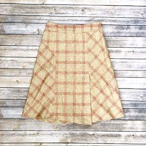 NWT Banana Republic Beige Skirt